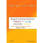 Rapid Interpretation of Heart and Lung Sounds, 3rd Edition - A Guide to Cardiac and Respiratory Auscultation in Dogs and Cats-CD